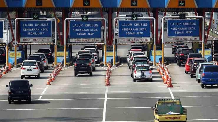 Pembayaran Tol Dalam Kota Jakarta