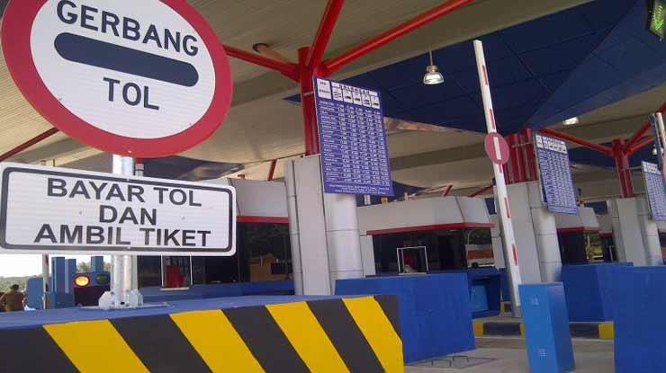 Pembayaran Tol Tangerang Merak