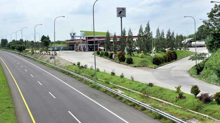 Profil Jalan Tol Jakarta Semarang