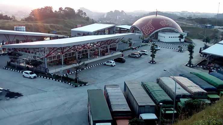Rest Area Tol Surabaya Madiun