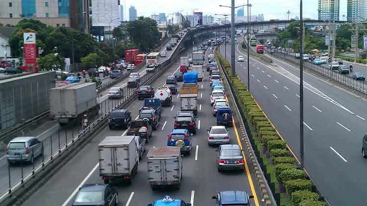 Ruas Tol Dalam Kota Jakarta