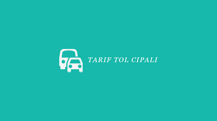 Tarif Tol Cipali