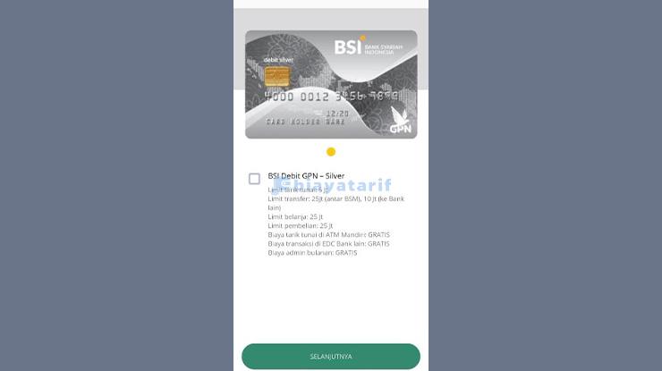 4 Tentukan Jenis ATM
