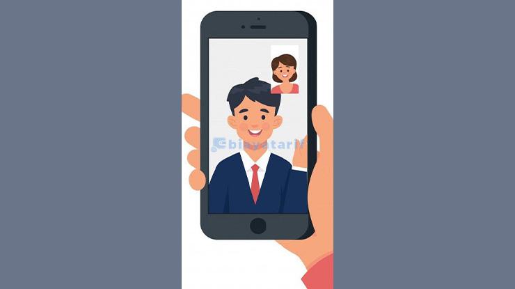 9 Tahap Video Call