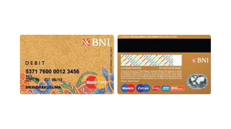 ATM BNI Gold