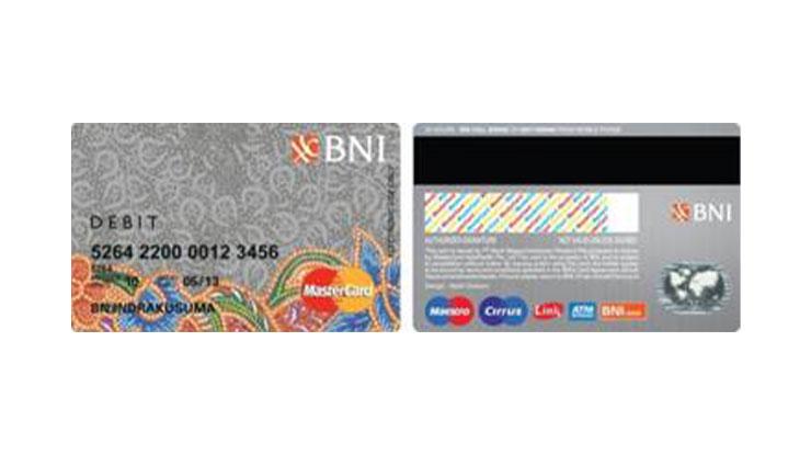 ATM BNI Silver