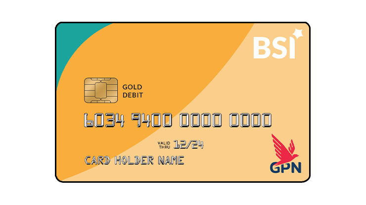 ATM GPN Gold Bank Syariah Indonesia