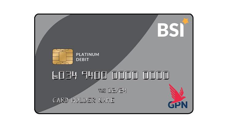 ATM GPN Platinum Bank Syariah Indonesia