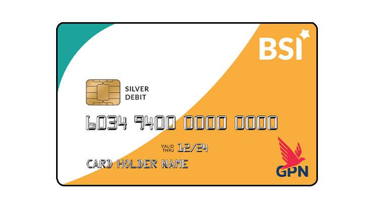 ATM GPN Silver Bank Syariah Indonesia
