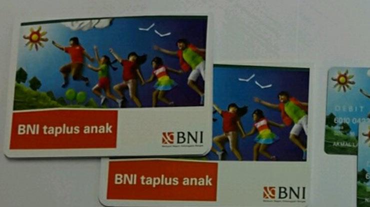 BNI Taplus Anak Co Brand