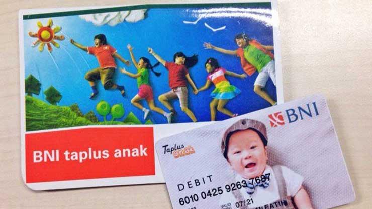 BNI Taplus Anak