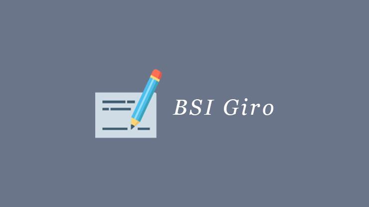 BSI Giro