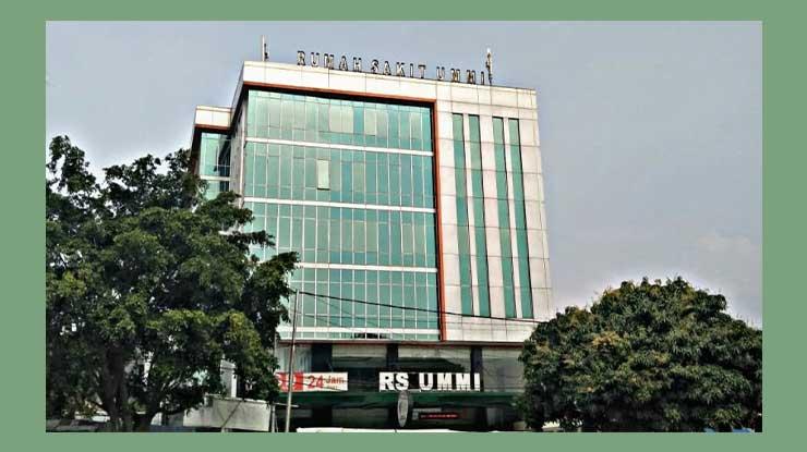 Call Center RS Ummi Bogor