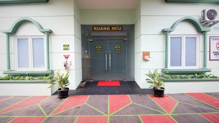Nama Ruangan Instalasi Rawat Inap RS Dustira