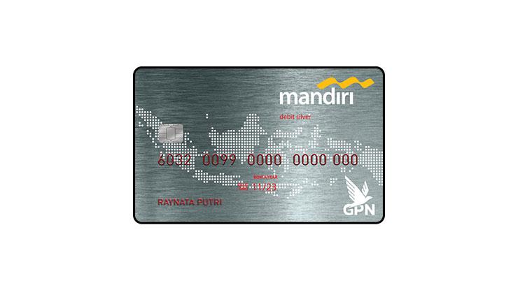 Biaya Bikin ATM GPN Silver