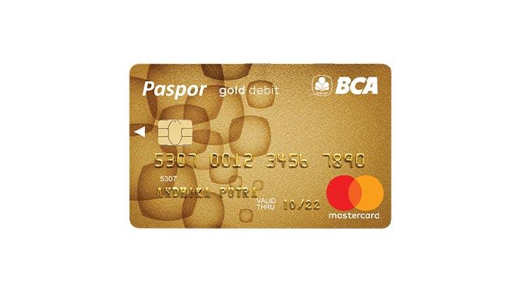 ATM Gold BCA