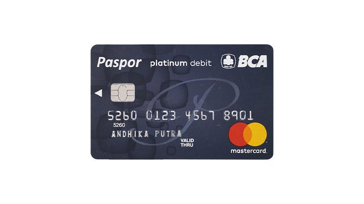 ATM Platinum BCA