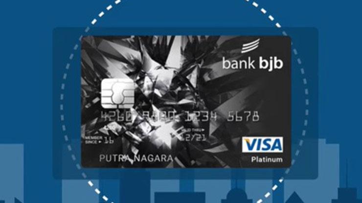 ATM Platinum Visa