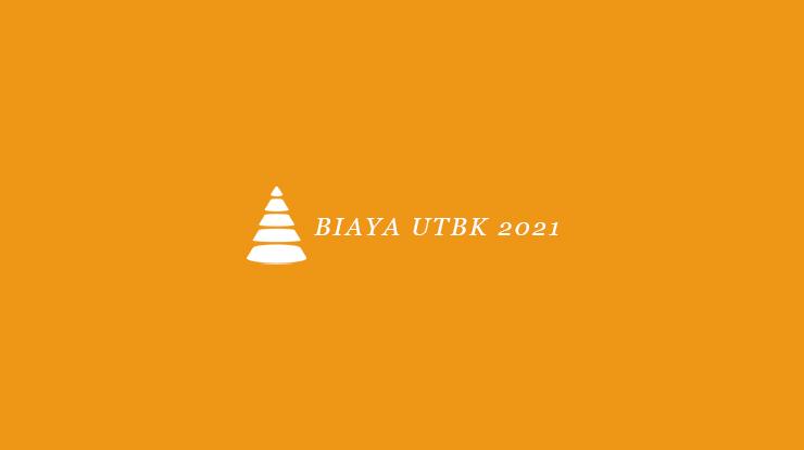 Biaya UTBK 2021