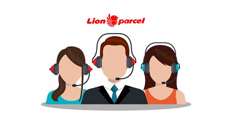 Call Center Lion Parcel Pusat