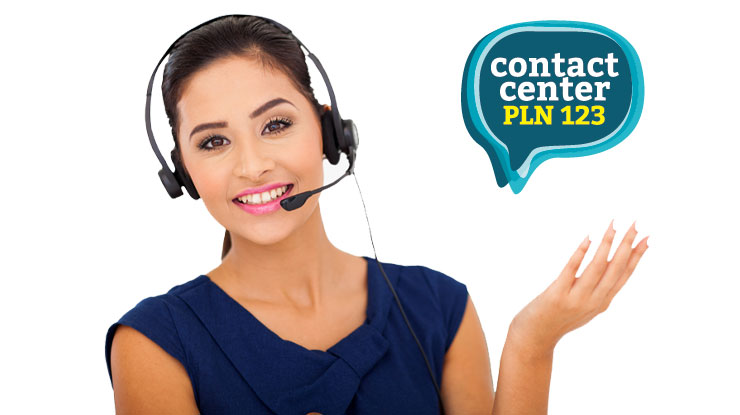 Call Center PLN Pusat 1