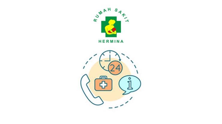Call Center RS Hermina Pusat