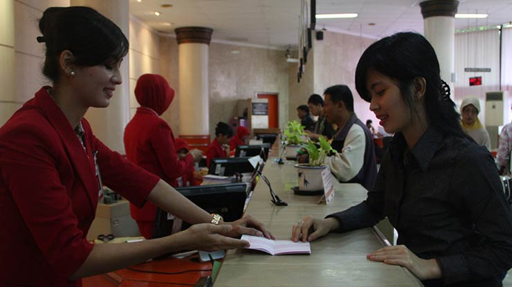 Cara Bikin ATM Bank Jatim