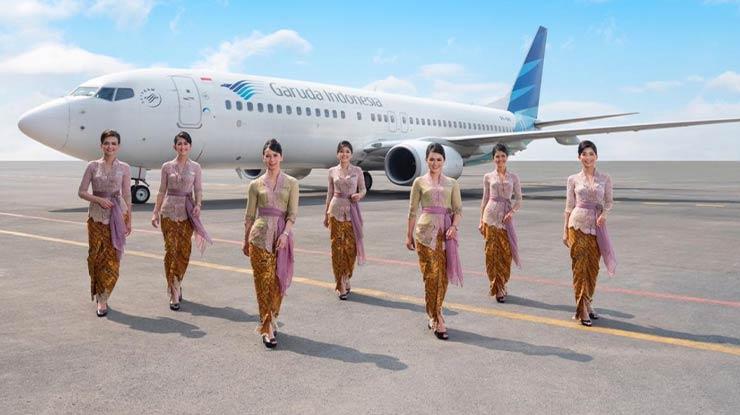 Kentungan Pramugari Garuda Indonesia