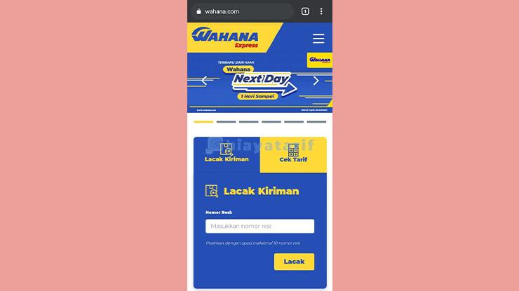 Kunjungi Website Wahana