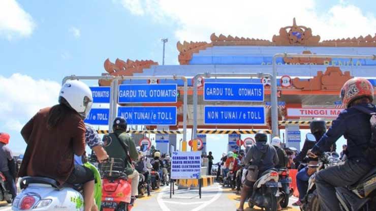 Pembayaran Gerbang Tol