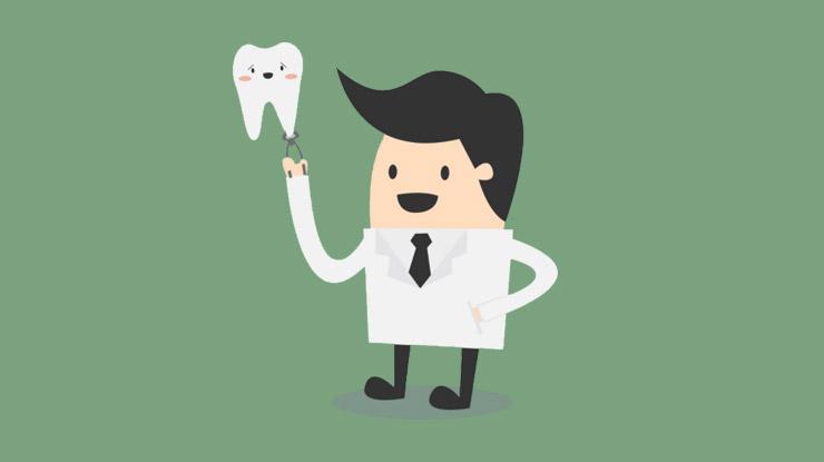 Rincian Biaya Pencabutan Akar Gigi