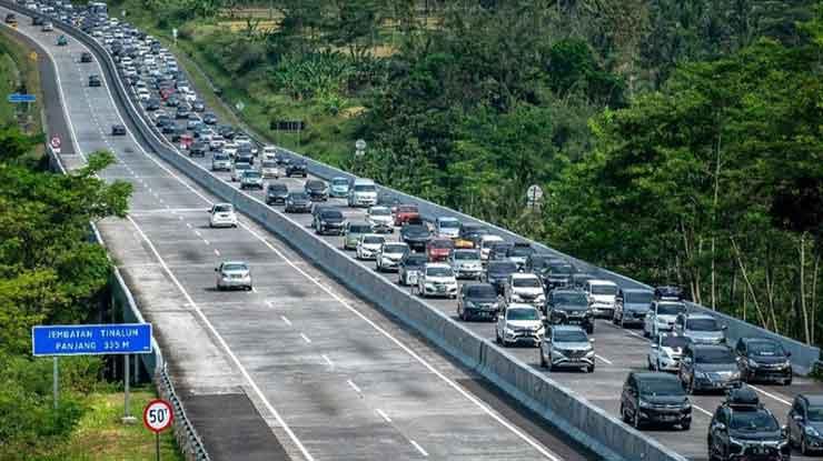 Rute Tol Jakarta Jogja