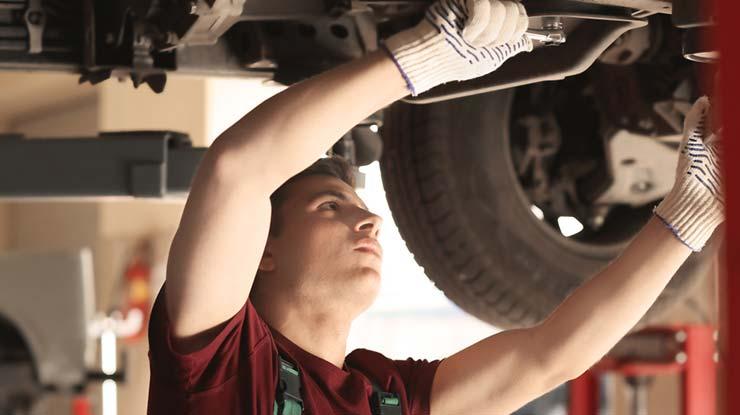Biaya Perbaikan Berdasarkan Negara Mobil