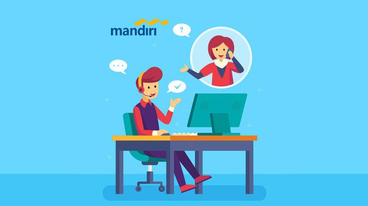 Call Center Bank Mandiri