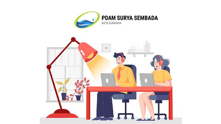 Call Center PDAM Surabaya