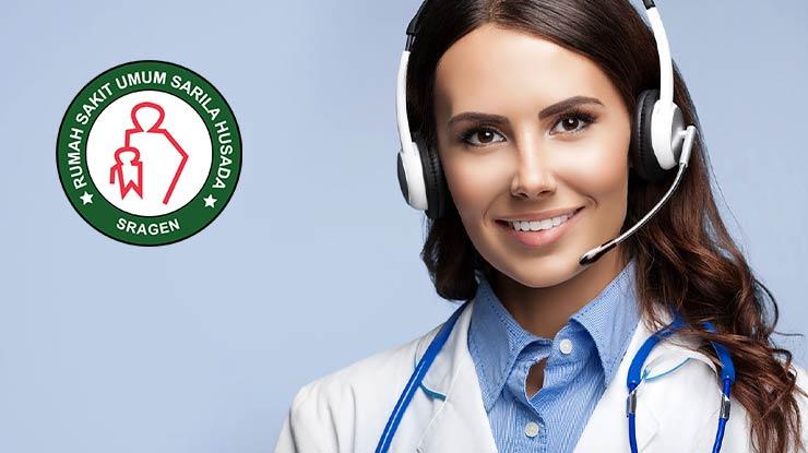 Call Center RS Sarila Husada Sragen