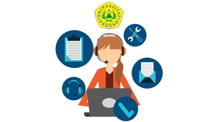 Call Center Universitas Pakuan Bogor