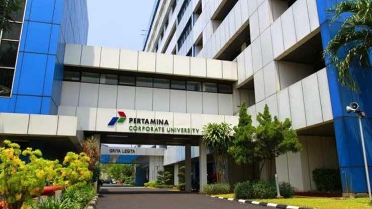 Fakultas dan Program Studi Universitas Pertamina 2021