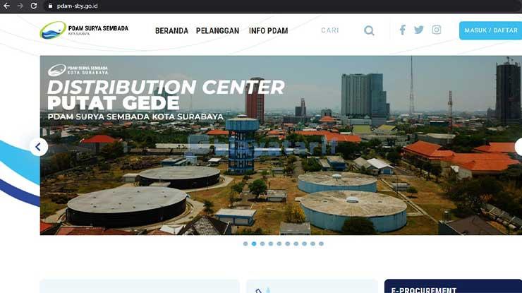 Kunjungi Situs Pendaftaran Online