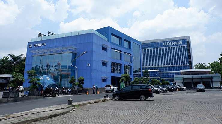 Program Studi Kuliah UDINUS Semarang 2021