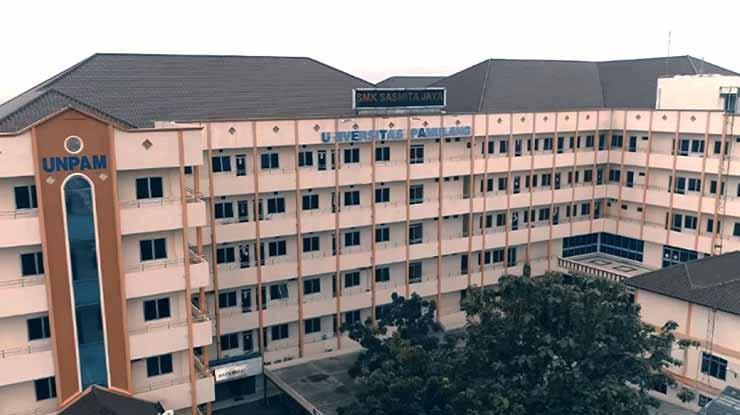 Program Studi Universitas Pamulang 2021