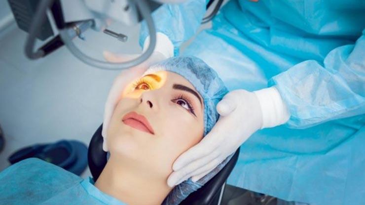 Prosedur Operasi Retina Mata