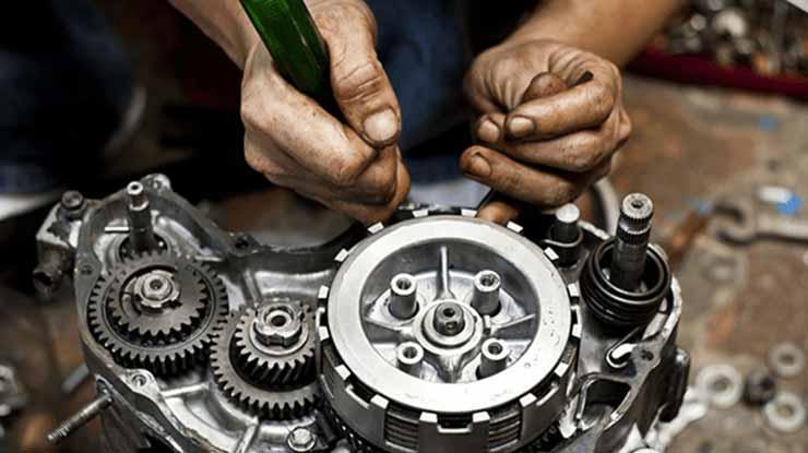 Rincian Biaya Turun Mesin Motor Matic