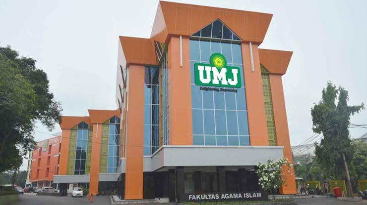 Fakultas Universitas Muhammadiyah Jakarta 2021