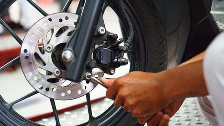Tips Merawat Kampas Rem Motor