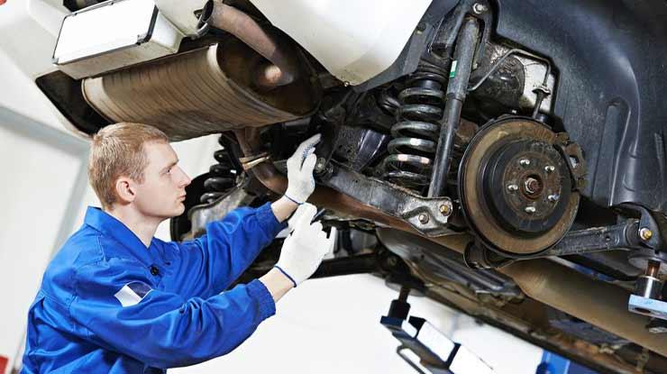 Biaya Service Shockbreaker Mobil Semua Tipe