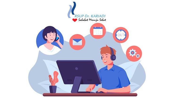 Call Center RS Kariadi Semarang