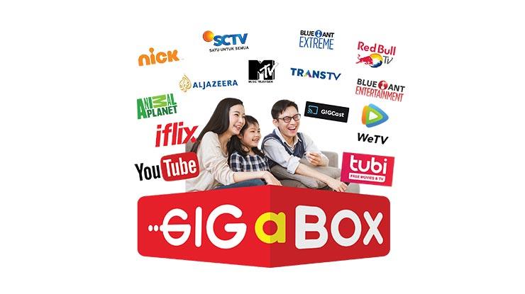 GIGaBOX