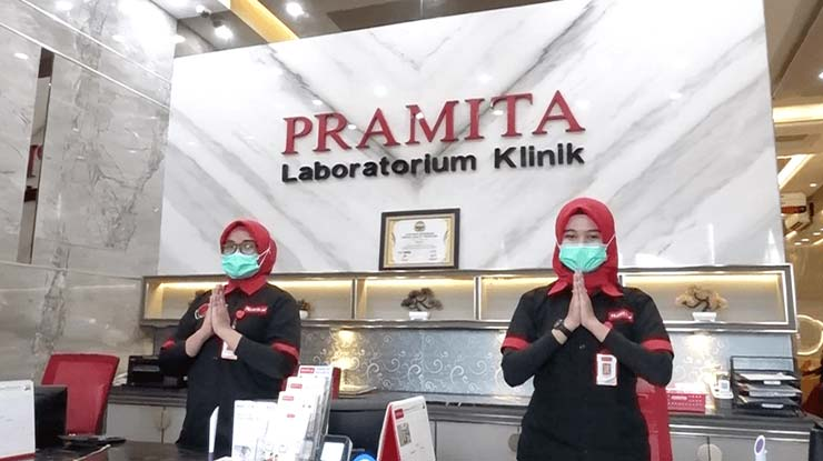 Jam Operasional Pramita