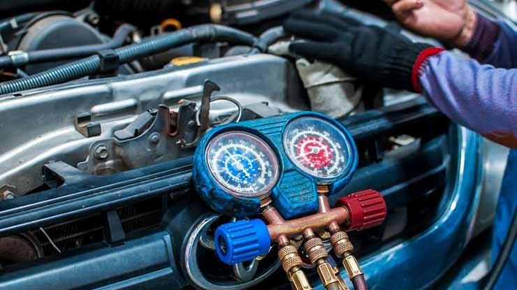 Biaya Isi Freon AC Mobil Semua Tipe